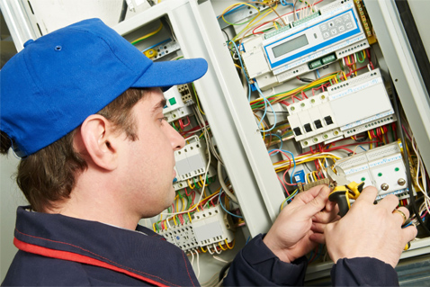 Commercial Electric Work